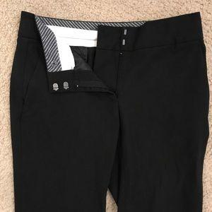 Vince Camuto black business pants